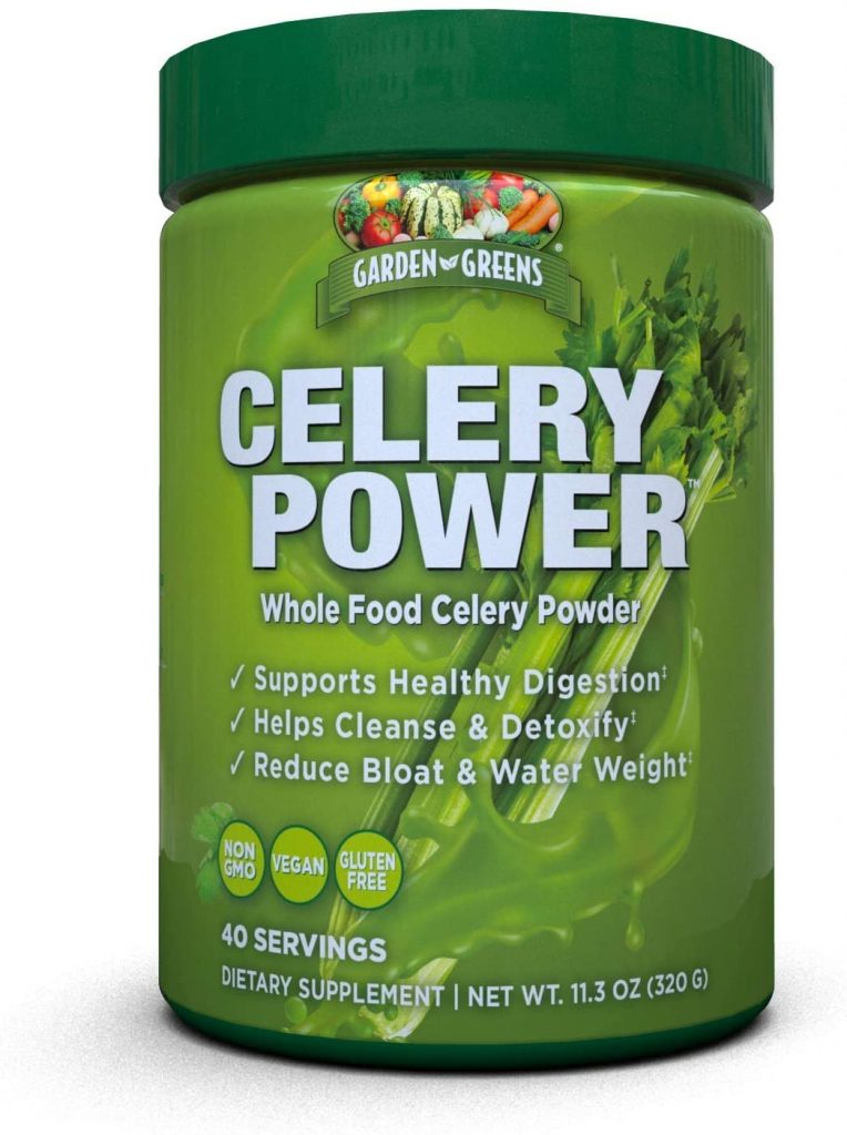 Best Celery Powder 2021